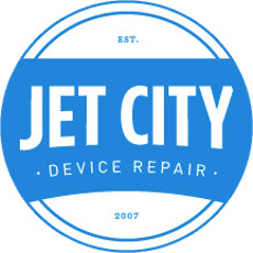 Get Apple iPhone 5S Display Repair repaired at Jet City Device Repair