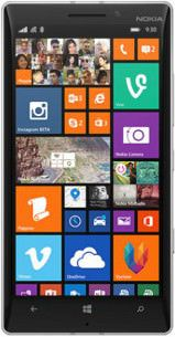 Repair of a broken Nokia Lumia 930 Smartphone