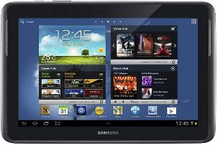 Price comparison for broken Samsung Galaxy Note 10.1 Tablet