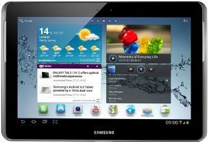Price comparison for broken Samsung Galaxy Tab 2 10.1 Tablet